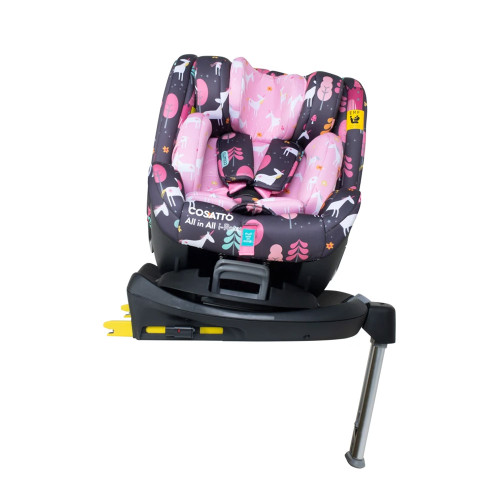 Cosatto All in All I-Rotate 0+123 Car Seat - Unicorn Land