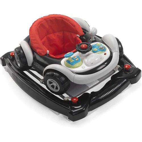 My Child Coupe Baby Walker - Black