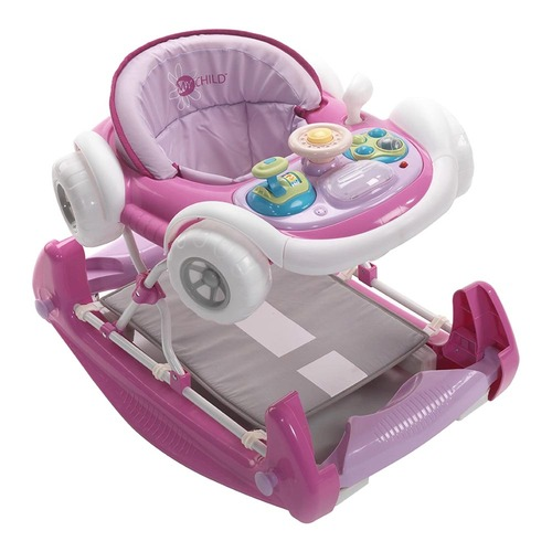My Child Coupe Baby Walker - Pink