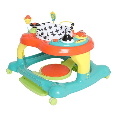 My Child Roundabout 4-in-1 Walker - Citrus