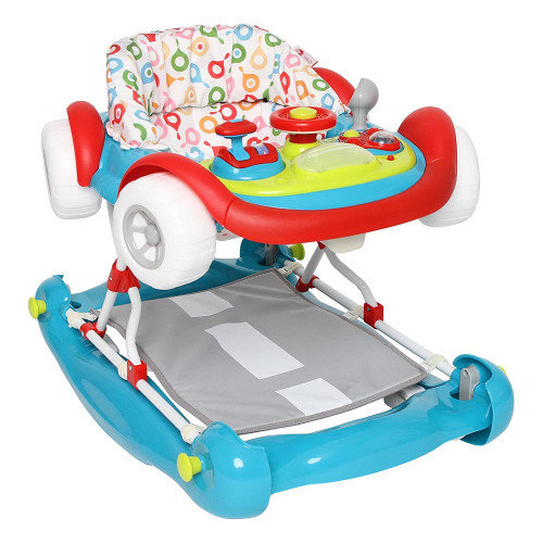 My Child Coupe Baby Walker - Multi