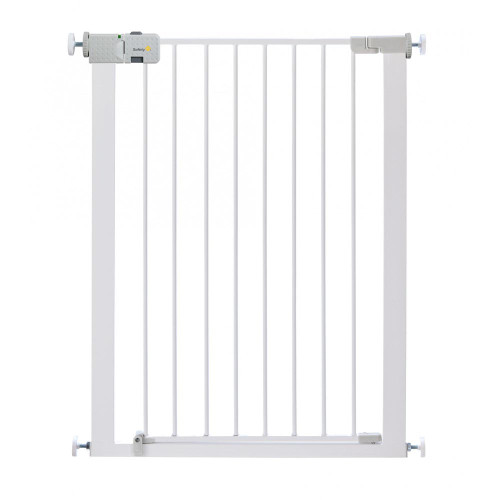 Safety 1st SecurTech® Simply Close Extra Tall Metal Gate - White