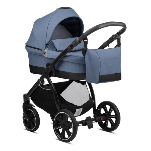Noordi Sole Go 3-in-1 Travel System - Blue Jeans