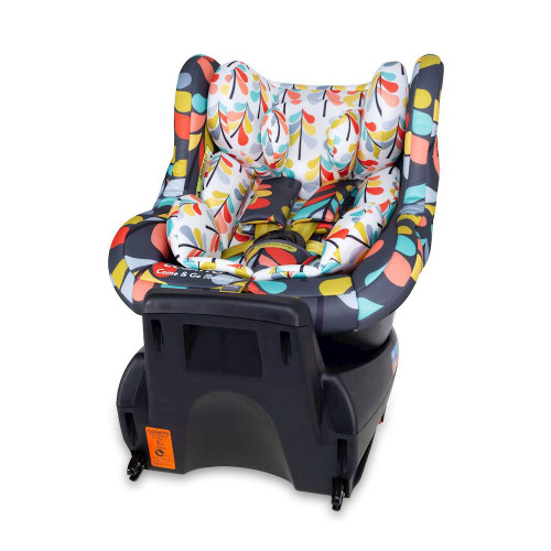 Cosatto Come and Go Rotate 0+1 Car Seat - Nordik