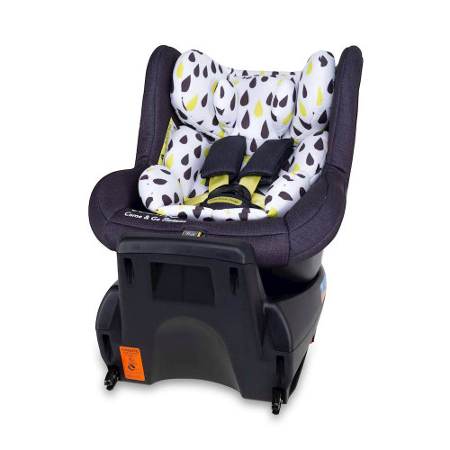 Cosatto Come and Go Rotate 0+1 Car Seat - Cloud 9
