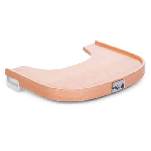 Childhome Evolu 2 Wooden Tablet - Natural