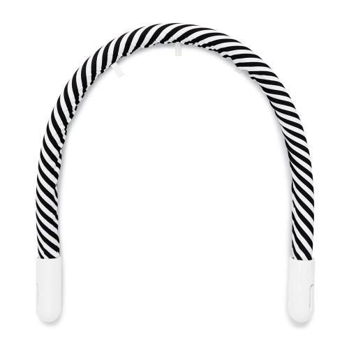 DockATot Toy Arch - Black/White Stripe