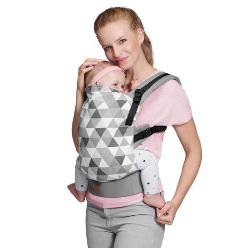 Kinderkraft Nino Baby Carrier - Grey