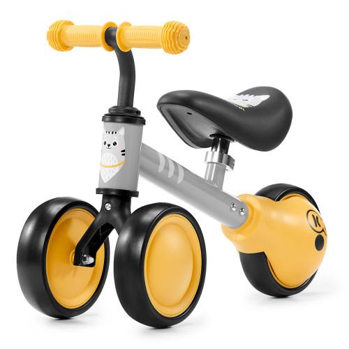 Kinderkraft Cutie Mini Balance Bike - Honey