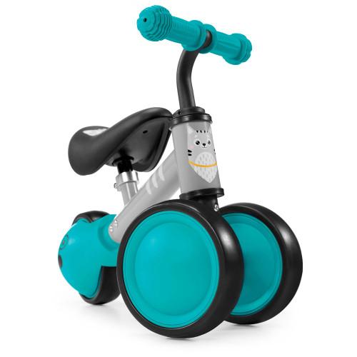 Kinderkraft Cutie Mini Balance Bike - Turquoise