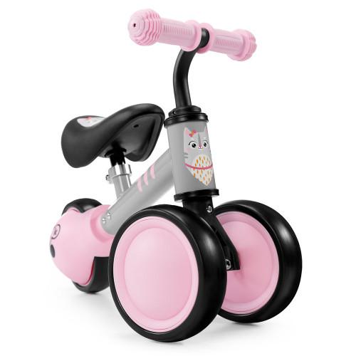 Kinderkraft Cutie Mini Balance Bike - Pink