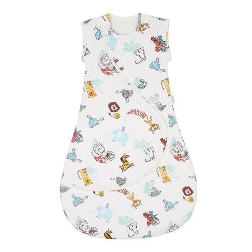 Purflo Baby Sleep Bag 3-9m 2.5 tog -  Garden Zoo