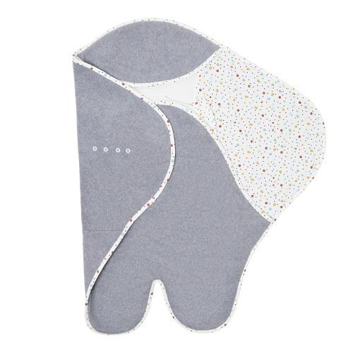 Purflo Cosy Wrap Travel Blanket 0-9m - Scandi Spot