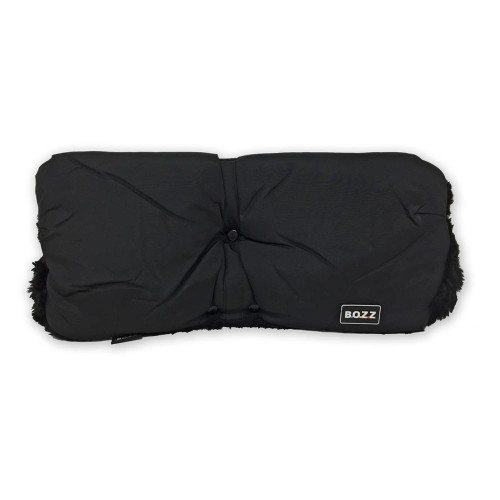 Bozz Hand Warmer Fleece - Black