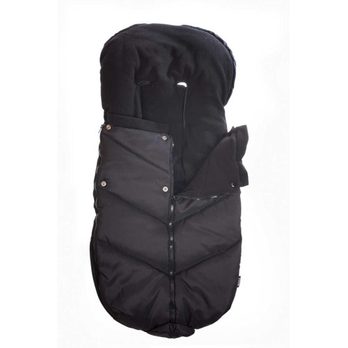 Bozz Ergo Footmuff - Black