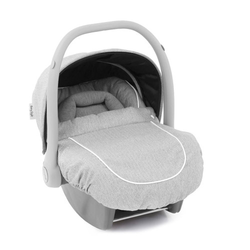 Babystyle Prestige 3 Car Seat - Frost