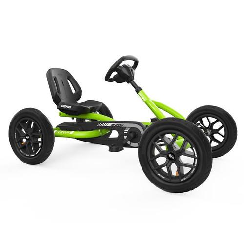 BERG Buddy Go-Kart - Lime