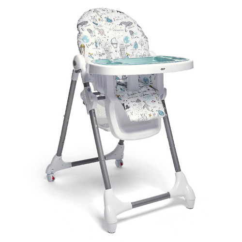 Mamas & Papas Snax Highchair - Happy Planet