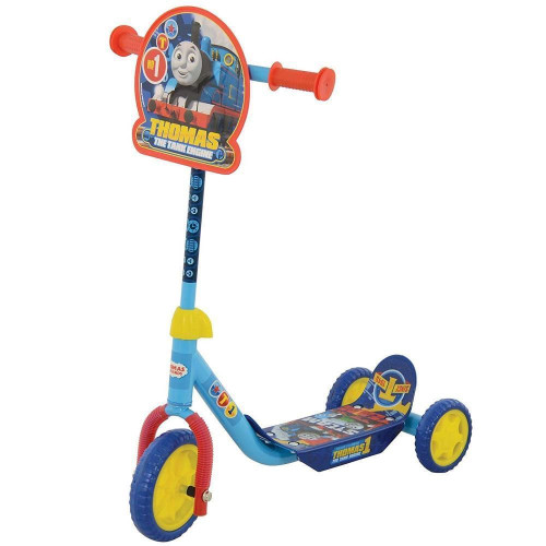 MV Sports Thomas & Friends Deluxe Tri-Scooter