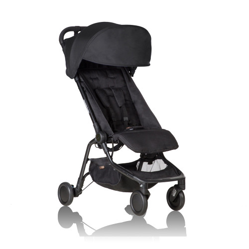Mountain Buggy Nano - Black