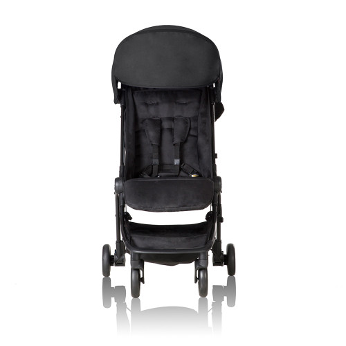 Mountain Buggy Nano - Black (Front)