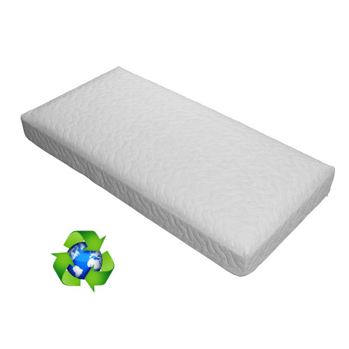 Ventalux Deluxe Spring Interior Cot Bed Mattress
