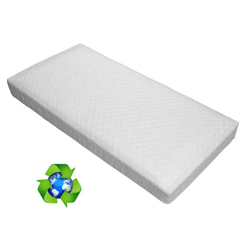 Ventalux Aircool Framed Pocket Spring Interior Cot Mattress