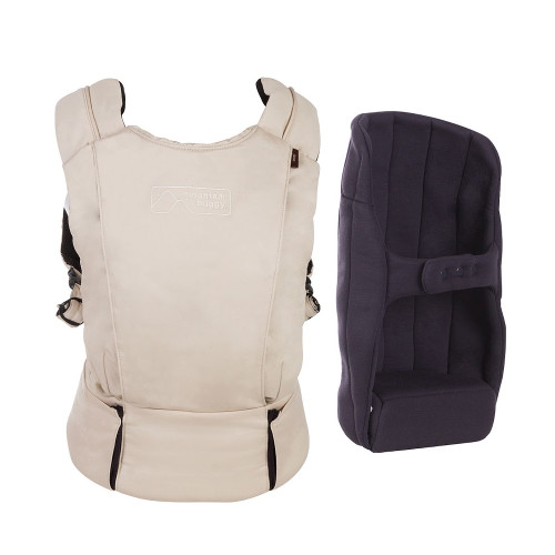 Mountain Buggy Juno - Sand + Infant Insert (Included)