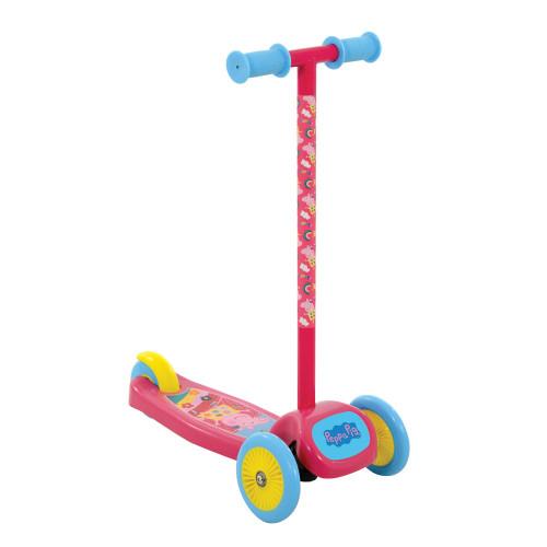 MV Sports Peppa Pig Tilt n Turn Scooter