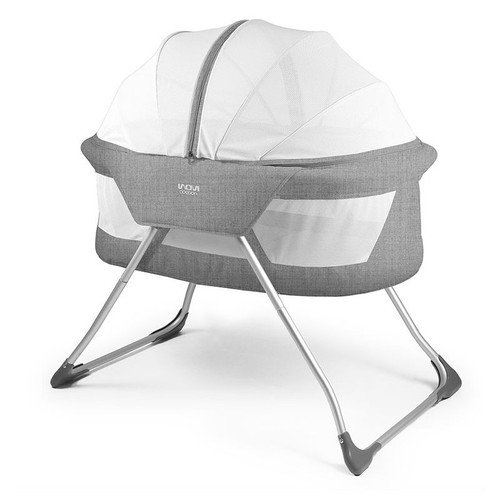 Inovi Cocoon Bassinet - Grey