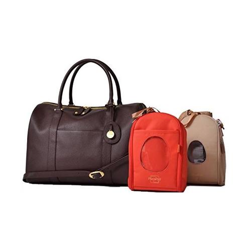 PacaPod Firenze Changing Bag - Claret (contents)