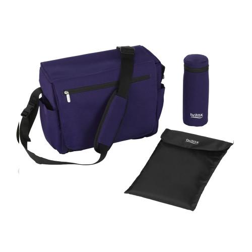 Britax Nursery Bag - Mineral Purple