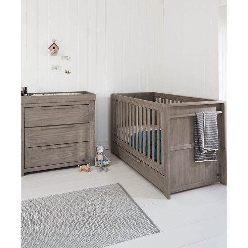 Mamas & Papas Franklin 2 Piece Set - Grey
