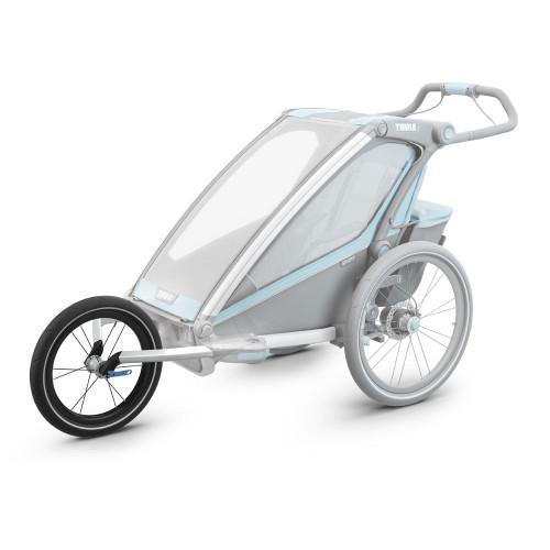 Thule Single Chariot Jog Kit on Trailer