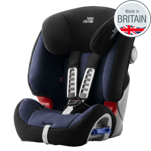 Britax Römer MULTI-TECH III - Moonlight Blue