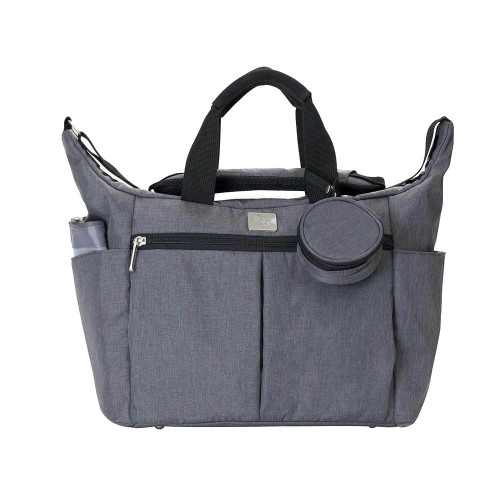 Ergobaby The Walk In The Park Change Bag - Grey