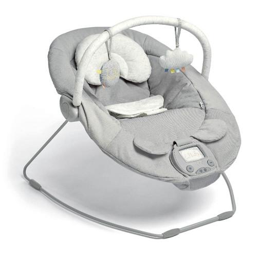Mamas & Papas Apollo Bouncing Cradle - Pebble Grey