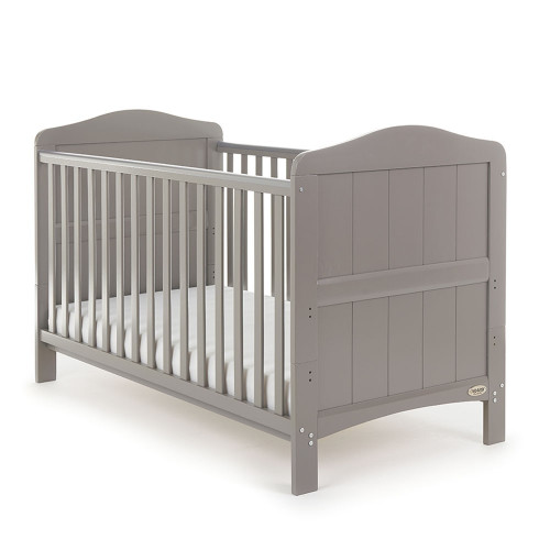 Obaby Whitby 3 Piece Room Set - Taupe Grey (cot)