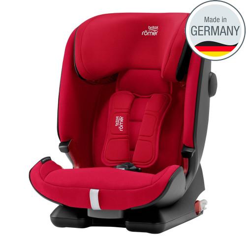 Britax Römer ADVANSAFIX IV R - Fire Red