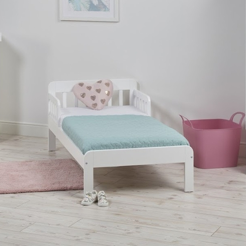 East Coast Dakota Toddler Bed - White