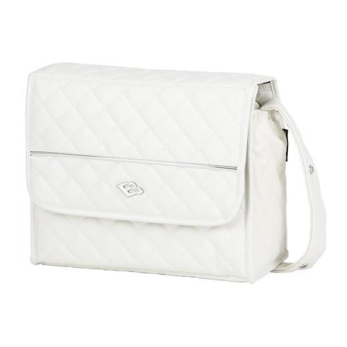Bebecar Special Changing Bag Carre - Vanilla (951)