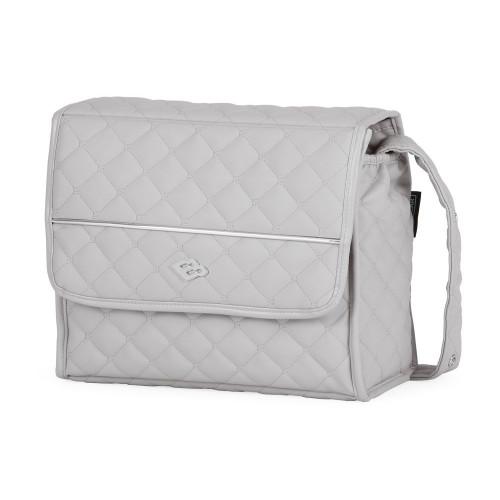 Bebecar Special Changing Bag Carre - Dusk Grey (952)