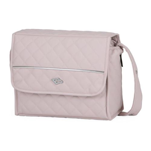 Bebecar Special Changing Bag Carre - Soft Pink (954)