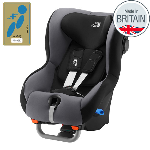 Britax Römer MAX-WAY PLUS - Storm Grey