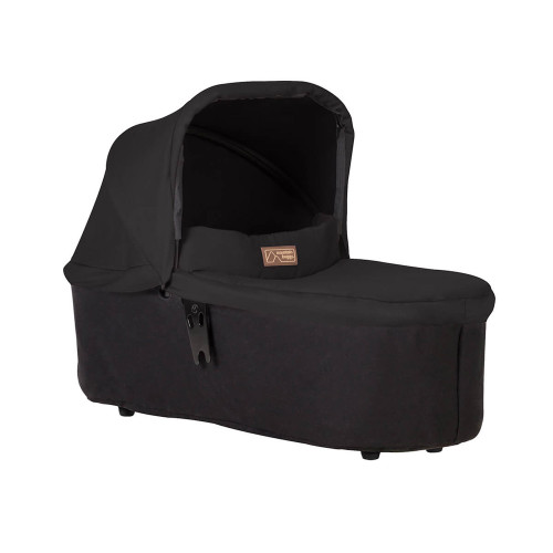Mountain Buggy Carrycot Plus For Duet - Black (2019)