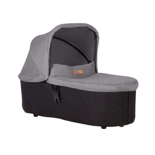 Mountain Buggy Carrycot Plus For Duet - Silver (2019)