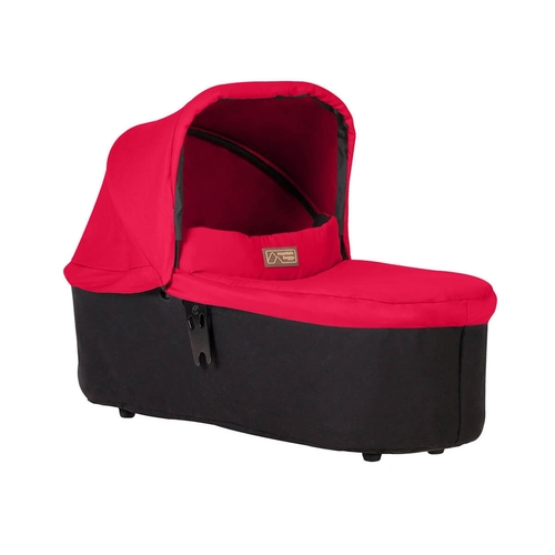 Mountain Buggy Carrycot Plus For Urban Jungle/Terrain/+One - Berry