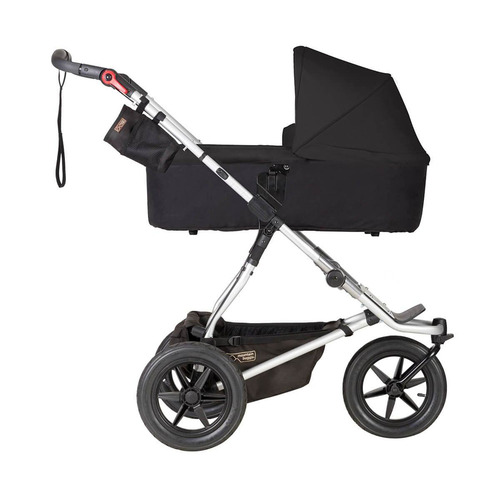 Mountain Buggy Carrycot Plus For Urban Jungle/Terrain/+One - Black