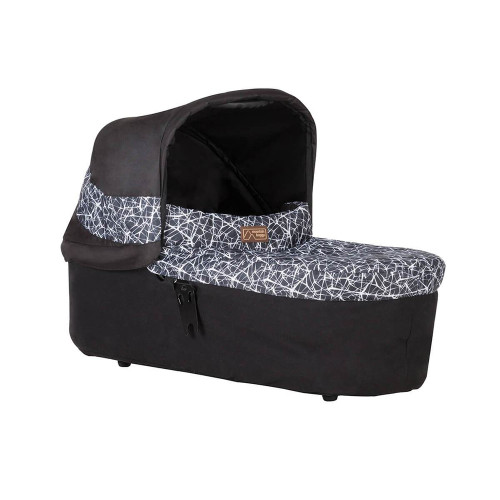 Mountain Buggy Carrycot Plus For Urban Jungle/Terrain/+One - Graphite