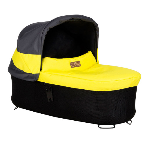 Mountain Buggy Carrycot Plus For Urban Jungle/Terrain/+One - Solus